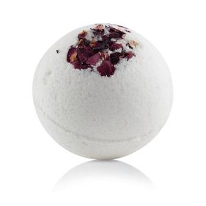 Бурлящий шарик для ванн Роза 185 г