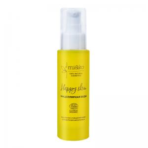 Мицеллярная вода Happy Skin 50 мл (Organic)