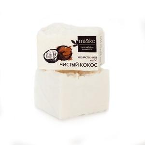 Хозяйственное мыло Чистый кокос 175 г